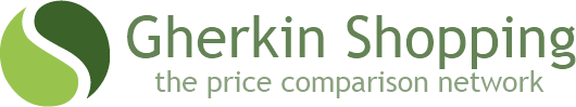 Gherkin Shopping - the price comparison network